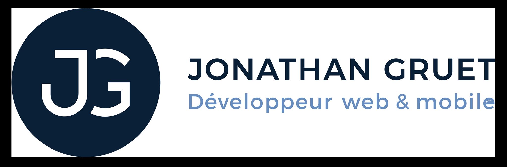 Jonathan Gruet - Développeur web
